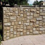 Modular Cladding Wall